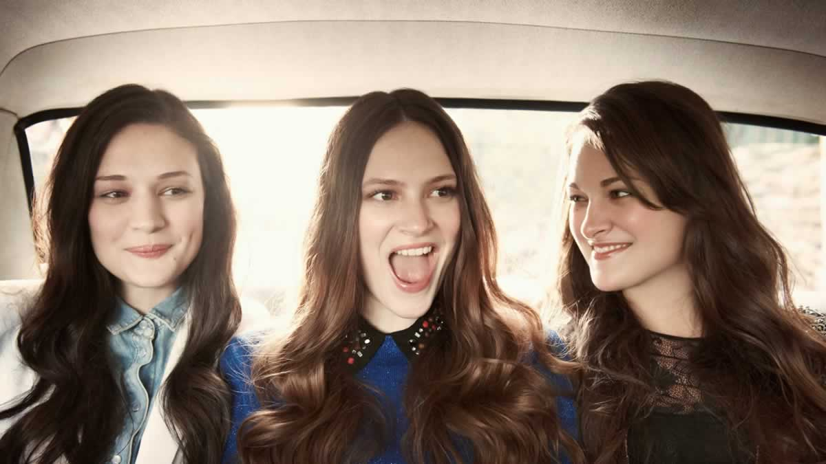 The Staves – Facing West live at Blissfields Festival 2013