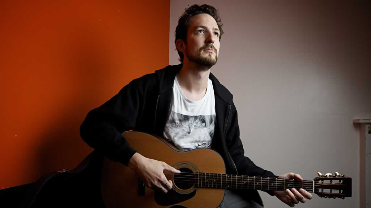 Frank Turner – Substitute – Live in The Black Box, Belfast