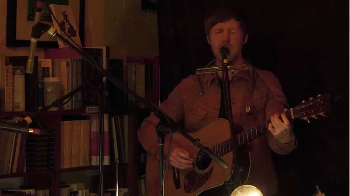 Malojian – 'Needle and the Damage Done' live audio only