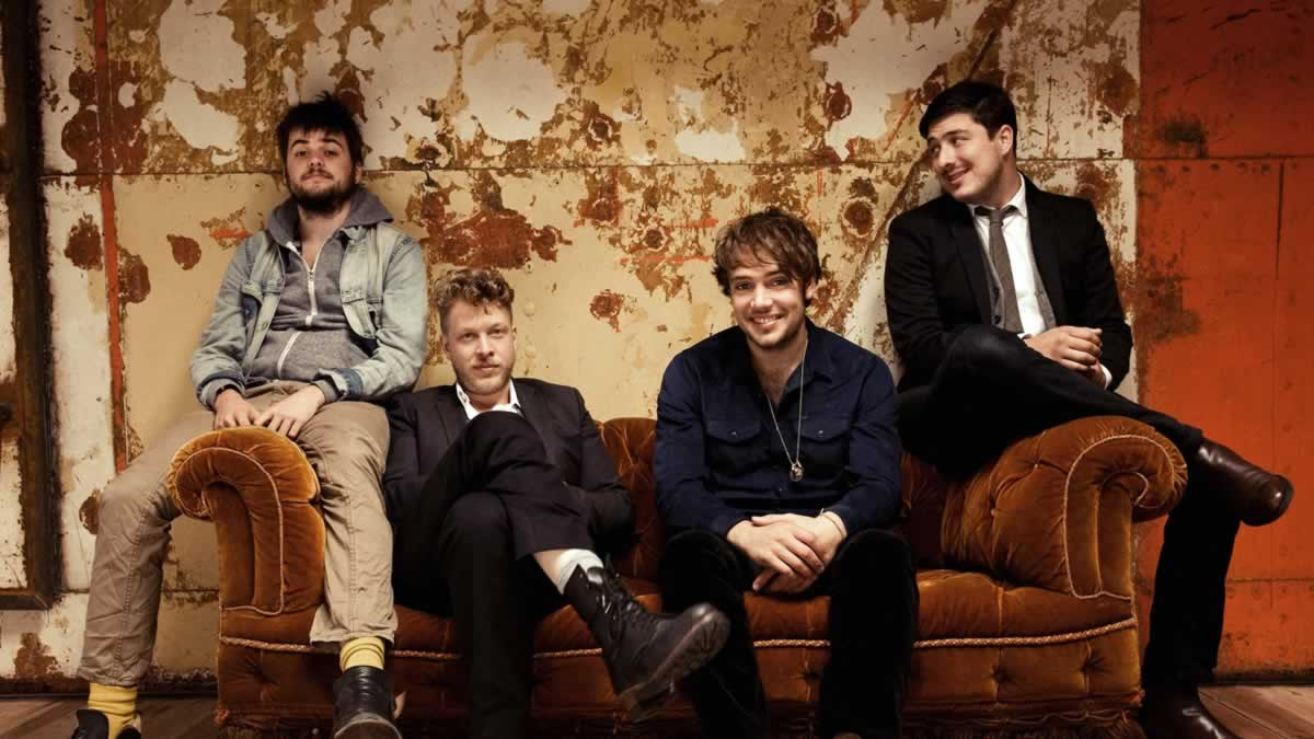 Mumford and Sons – The Cave – live at the Odyssey Arena, Belfast
