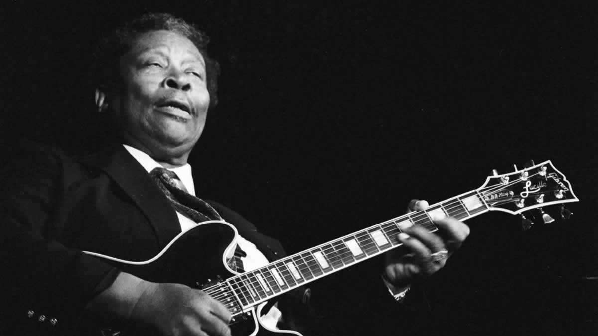 BB King – King of the Blues