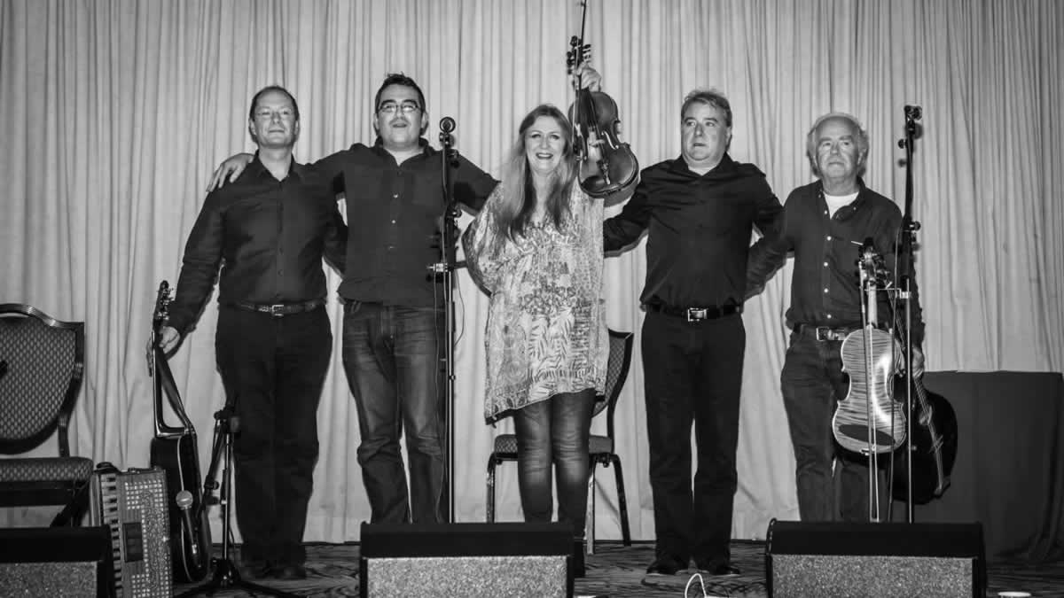 Altan live at the Stormont Hotel, Belfast