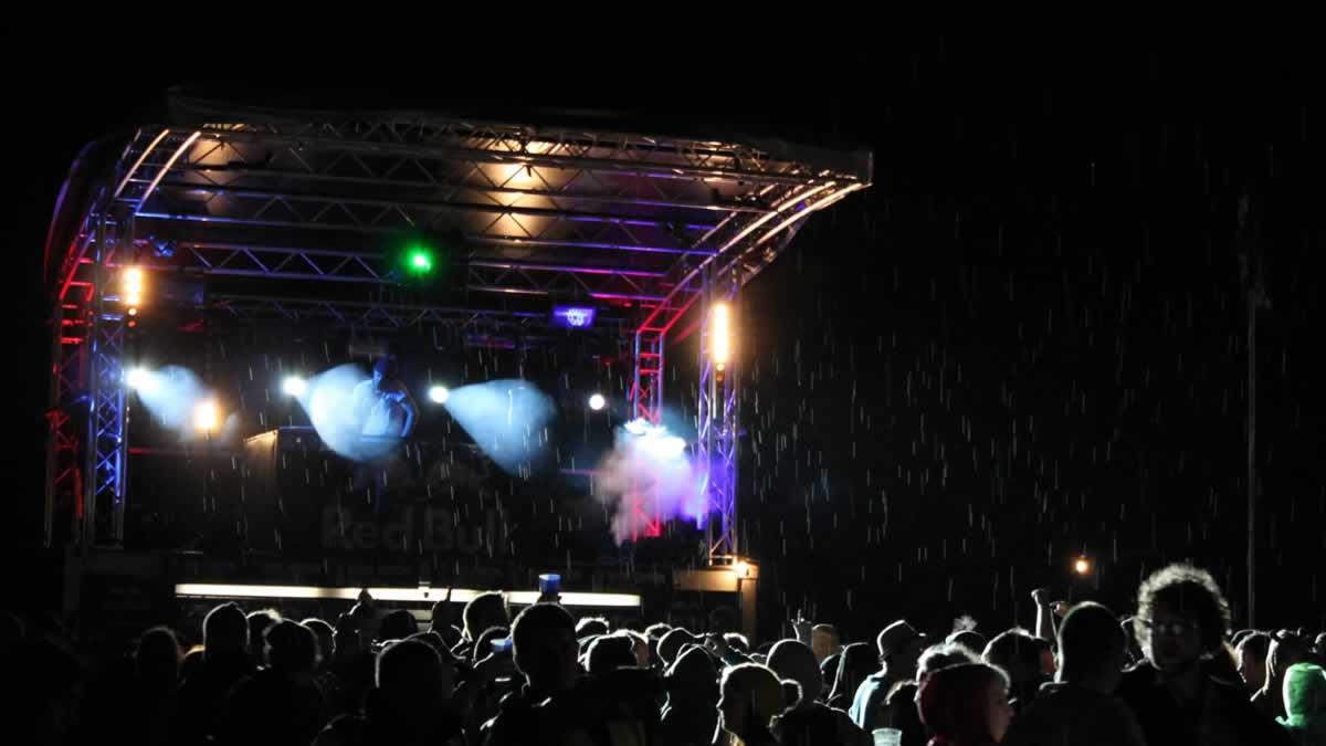 Glasgowbury Festival 2013 Highlights