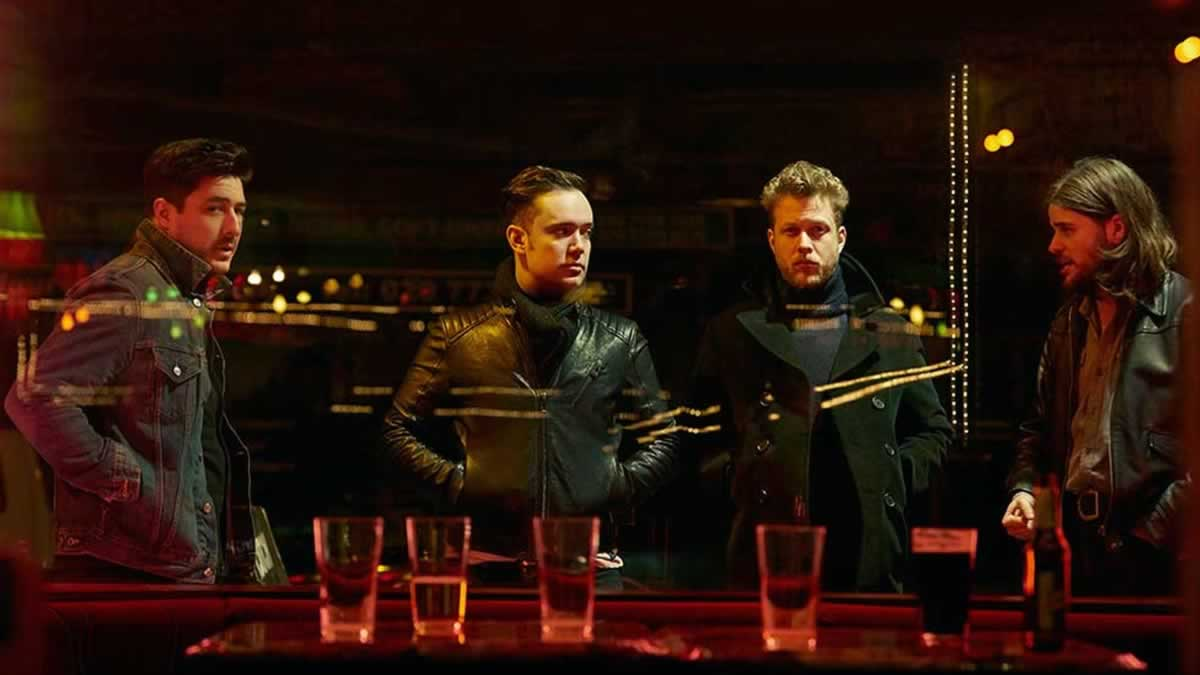 Mumford and Sons unveil Homme Less video