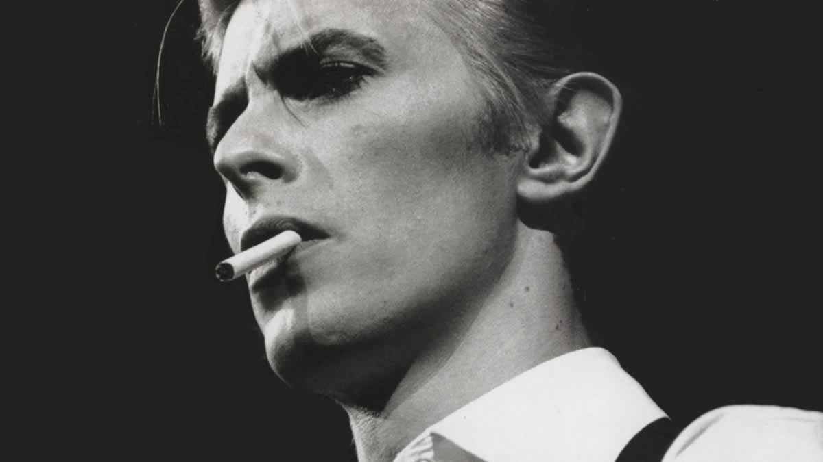 In memory of David Bowie