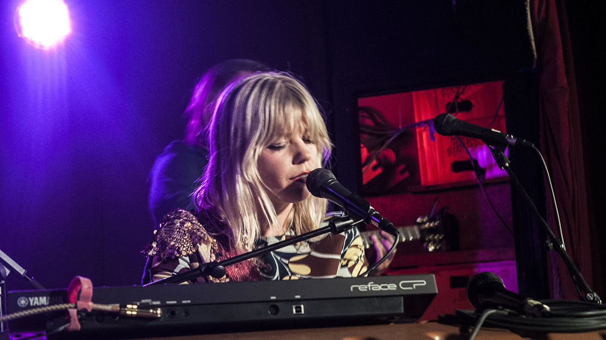 Basia Bulat live at the Workman's Club, Dublin